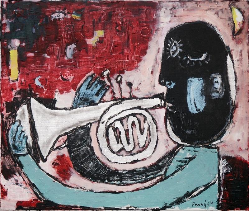 Trumpetista / Trumpeter