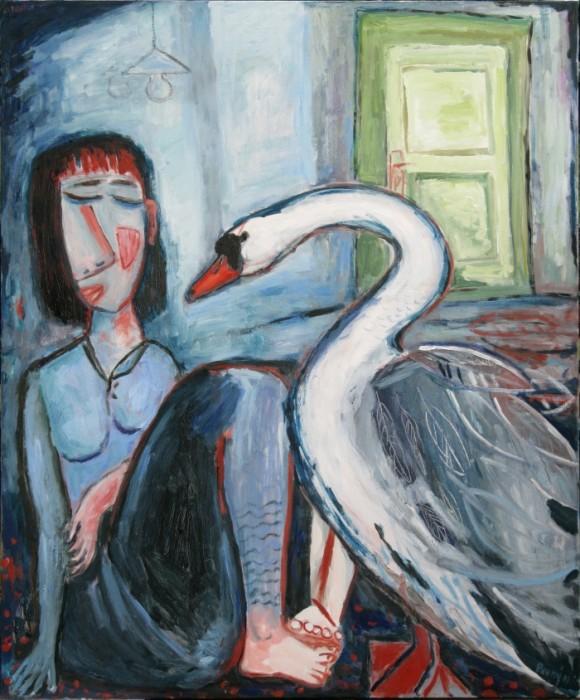 Labuť / Swan